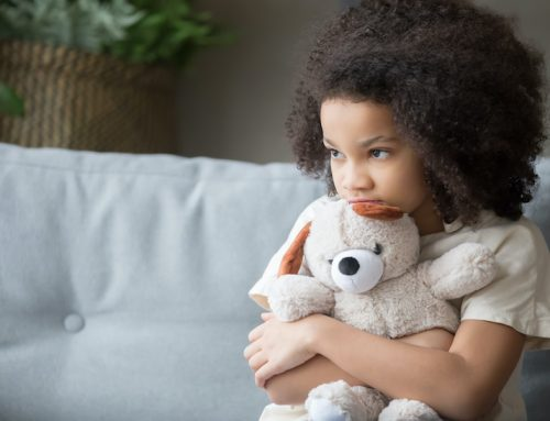 Part 1: How To Jumpstart The Cancer Talk With Children By Addressing Emotions