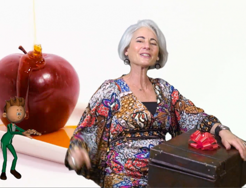 Rosh Hashana with Eva: Video For Young Families