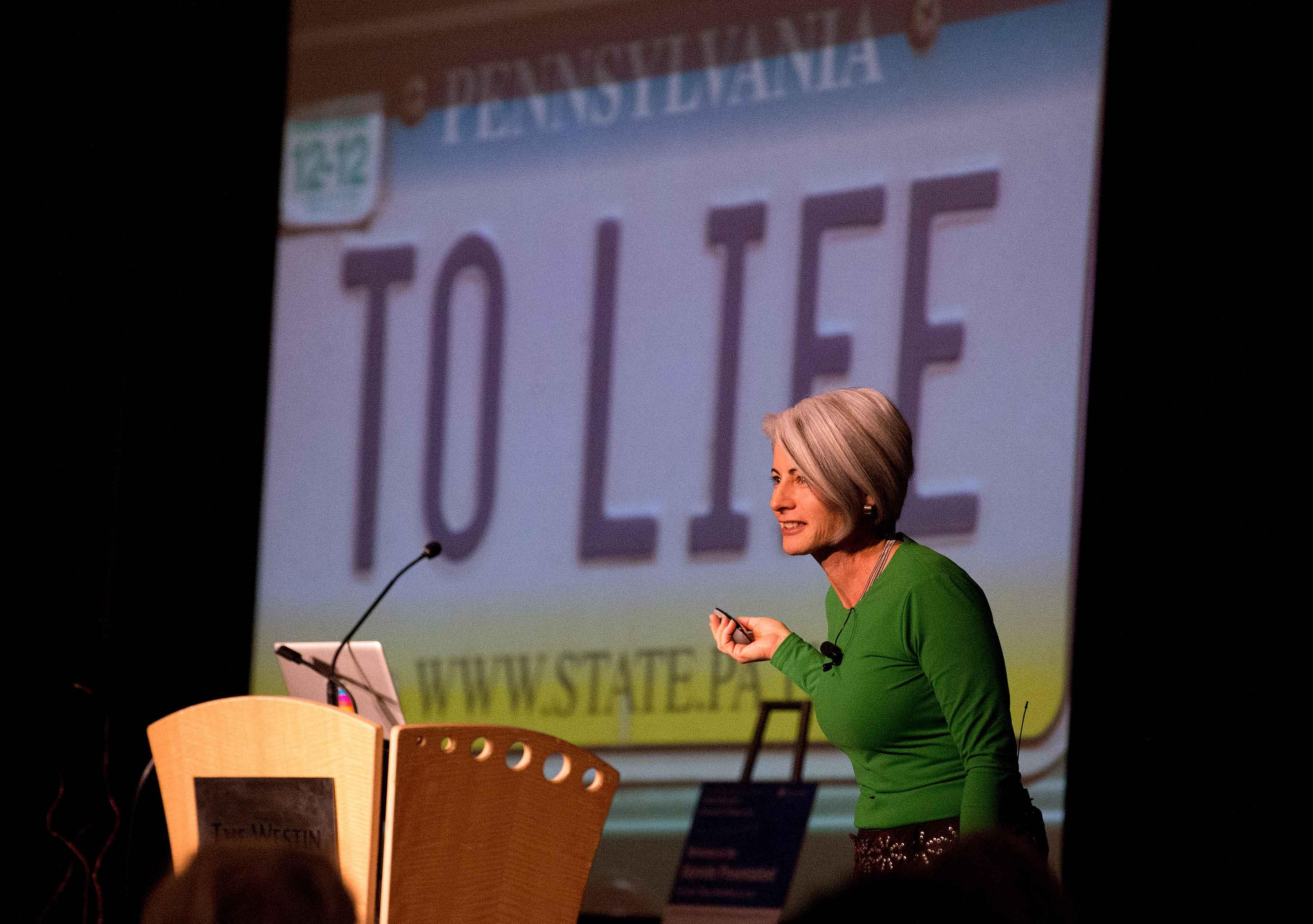 Eva Grayzel - Healthcare Speaker