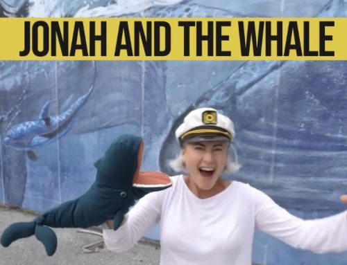 Jonah And The Whale Rap: Story of Forgiveness 'Covideo'