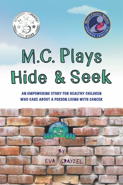 M.C. Plays Hide & Seek