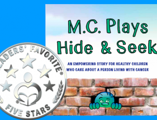 M.C. Plays Hide & Seek Awarded 5-Star Review