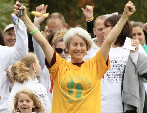 Virtual Walk for the Oral Cancer Foundation