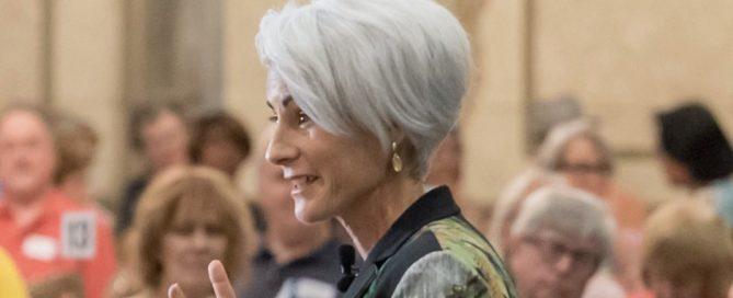 Keynote Speaker Eva Grayzel