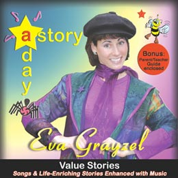 CD: A Story A Day: Value Stories