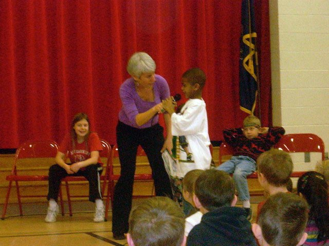 Education Program with Eva Grayzel