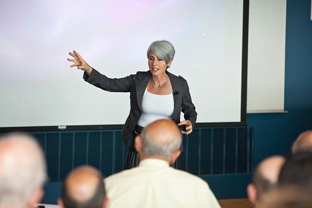 Corporate Speaker Eva Grayzel