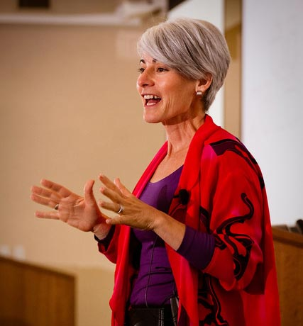 Eva Grayzel, Cancer Survivor, Public Speaker & Storyteller