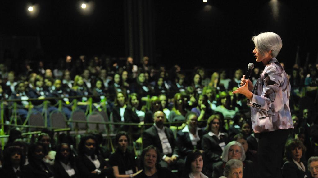 Motivational speaker, interactive role-play storyteller